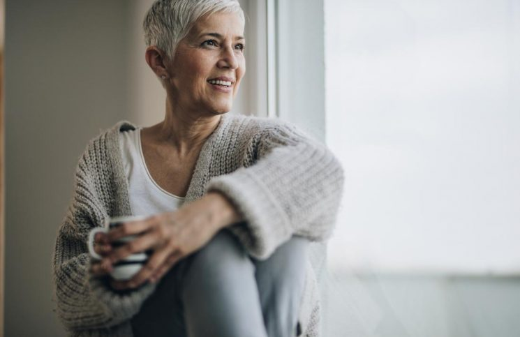 late menopause