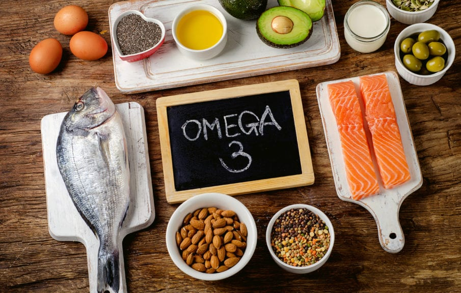 Cholesterol and omega 3 fatty acids